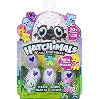 Hatchimals - Pack de 4 figuras coleccionable (Bizak