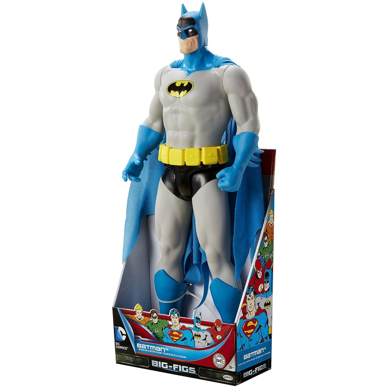 DC Universe Big Figs 20 Classic Gray and Blue Batman Action Figure