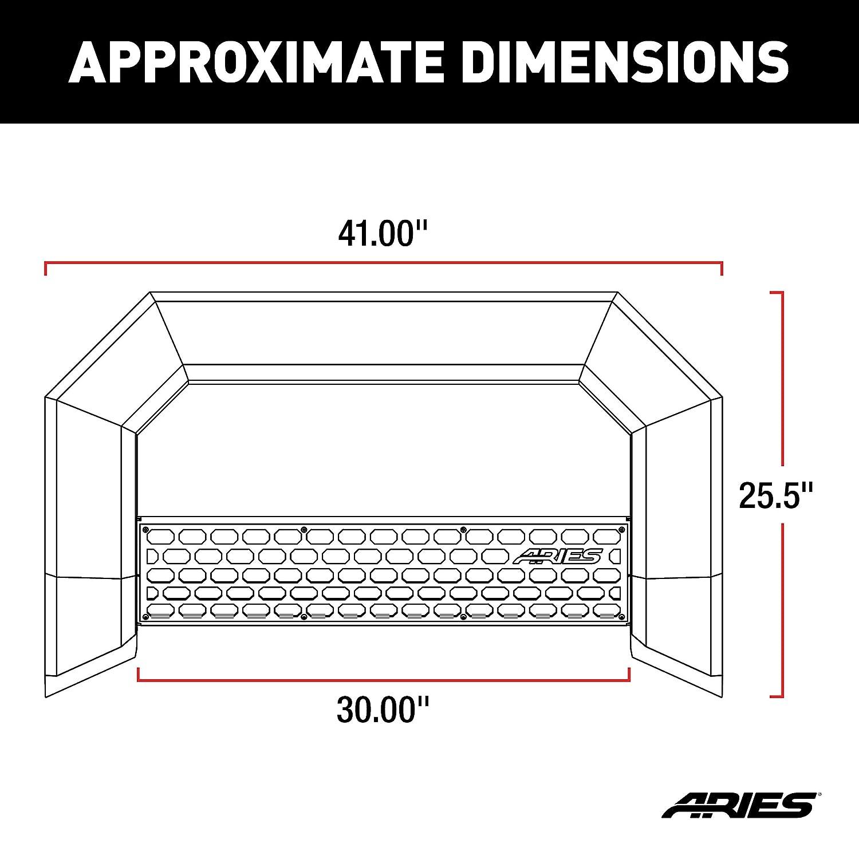 ARIES 2165000 5.5 AdvantEDGE Bull Bar