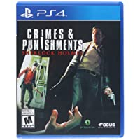 Crimes e Punishments Sherlock Holmes PS4