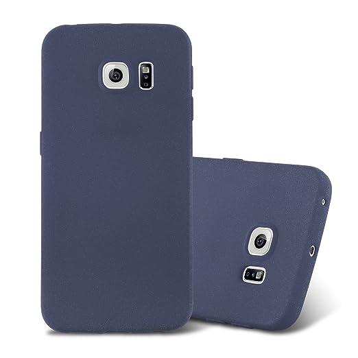18 opinioni per Cadorabo- Custodia 'Frost' de silicone TPU con colori opachi per Samsung Galaxy