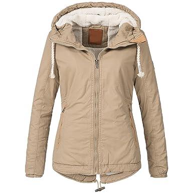 Bol Damen Winterjacke Parka Winter Jacke innen Teddyfell warm 15625 S-XXL  2Farben  Amazon.de  Bekleidung e9a376c896