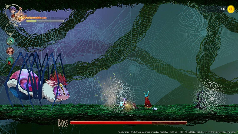 Amazon.com: Ghost Parade - PlayStation 4 Standard Edition ...