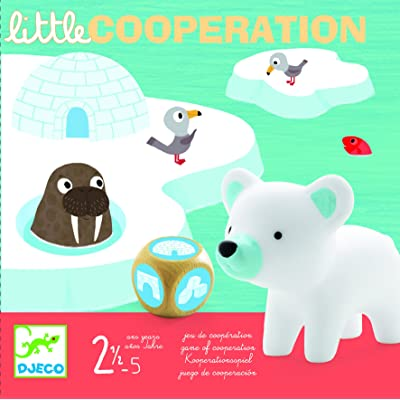DJECO Little Cooperation Little Game: Toys & Games