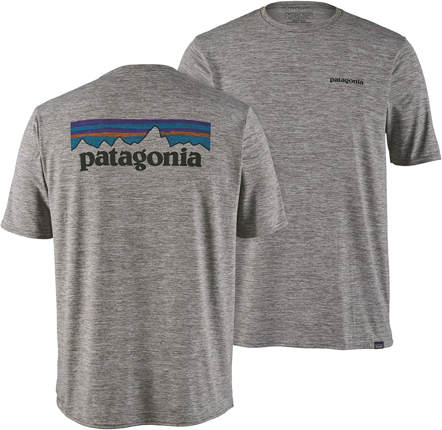 Hombre Patagonia Ms Cap Cool Daily Graphic Shirt Camiseta