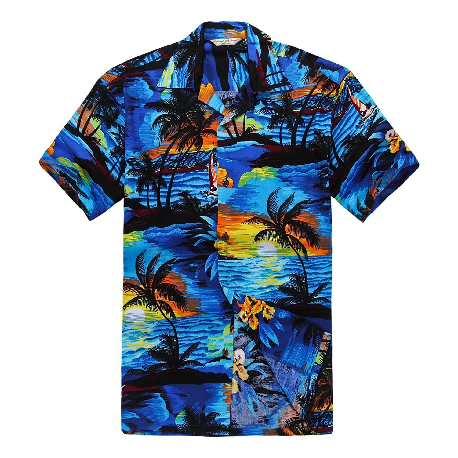 d2cd1b28e Hawaii Hangover provides custom options on its wide selection of Rayon  aloha shirts. Rayon shirts are very soft to the touch and wears very well.