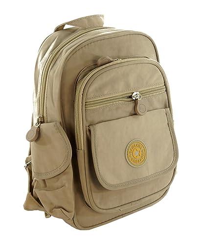 0384177d100d1 Jay-Fashionbox Damen Cityrucksack klein Mini Rucksack kleiner Stadtrucksack  Backpack Citybackpack Damen Schultertasche Umhängtasche Handtasche   Amazon.de  ...