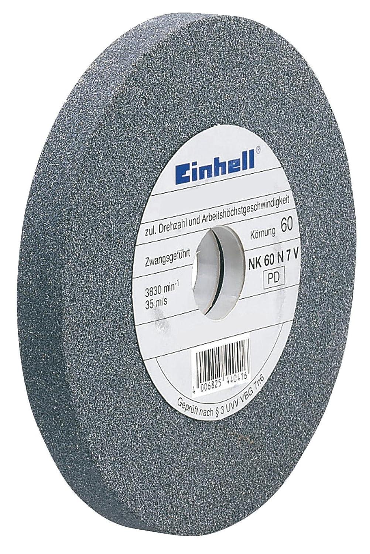 Einhell 4412512 Meule grain fin 150 x 12, 7 x 20 mm Schleifscheibe fein 150x12 7x20 mm