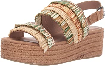 Chinese Laundry Womens Zuzu Espadrille Wedge Sandal