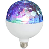 Briloner Ledverlichting, partylamp, partylamp met lichteffect, discolicht, zelfdraaiend, lampen, discolichteffecten, led…