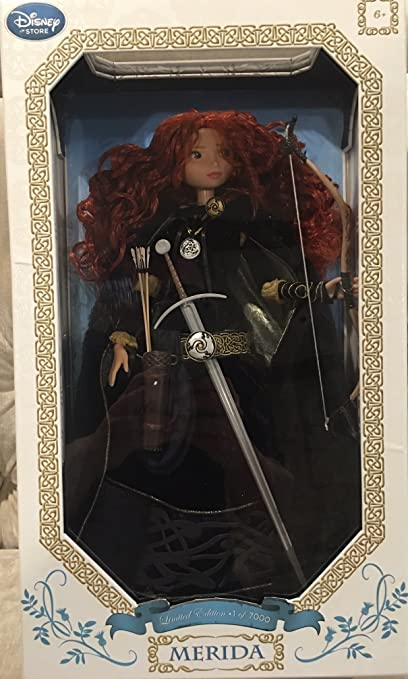 Dolls & Bears Brave Collectable Doll