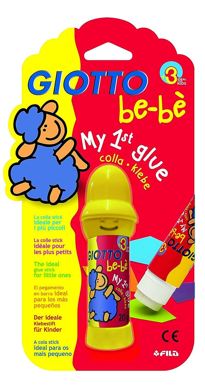 GIOTTO be-bè 4662 00 - My first Glue, Klebestift Fila Group