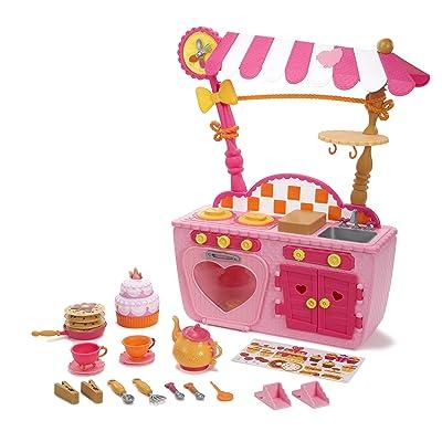 Lalaloopsy Magic Play Kitchen and Café: Toys & Games