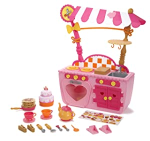 Lalaloopsy Magic Play Kitchen and Café