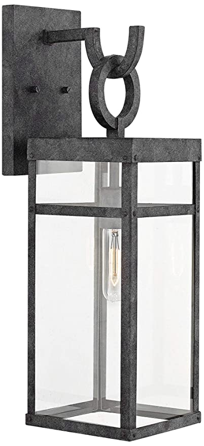 size 40 7095b 5c7dc Hinkley 2804DZ Transitional One Light Outdoor Wall Mount ...
