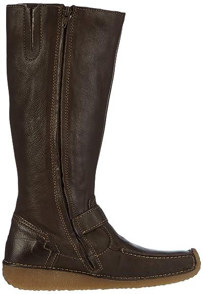 camel active Soho 75, Damen Kurzschaft Stiefel, Braun (peat), 36 EU (3.5  Damen UK): Amazon.de: Schuhe & Handtaschen