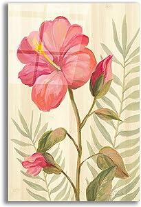 Epic Art 'Tropical Garden XII' by Silvia Vassileva, Acrylic Glass Wall Art, 12