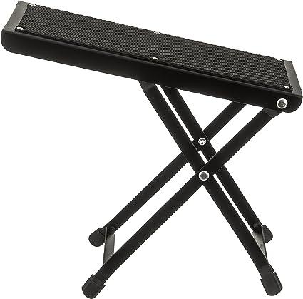 Taburete plegable para guitarra Livivo®, con excelente altura y ...