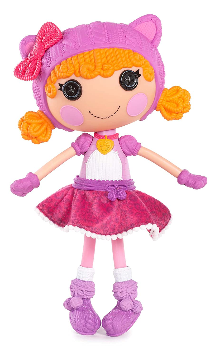 Lalaloopsy Doll- Fluffy Pouncy Paws by Lalaloopsy
