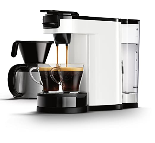 Philips Senseo HD7892/00 - Cafetera (Independiente, Cafetera ...