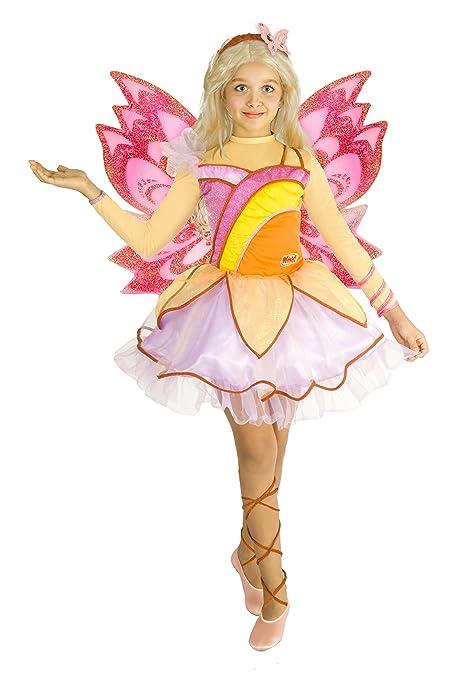 938f54dcde Ciao 11198 - Stella Butterflix Costume Winx 4-6 anni: Amazon.it ...
