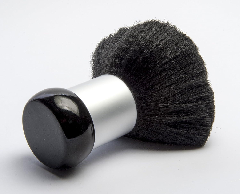 Diane D9850 Soft Nylon Bristle Barber Neck Duster Black and Gold