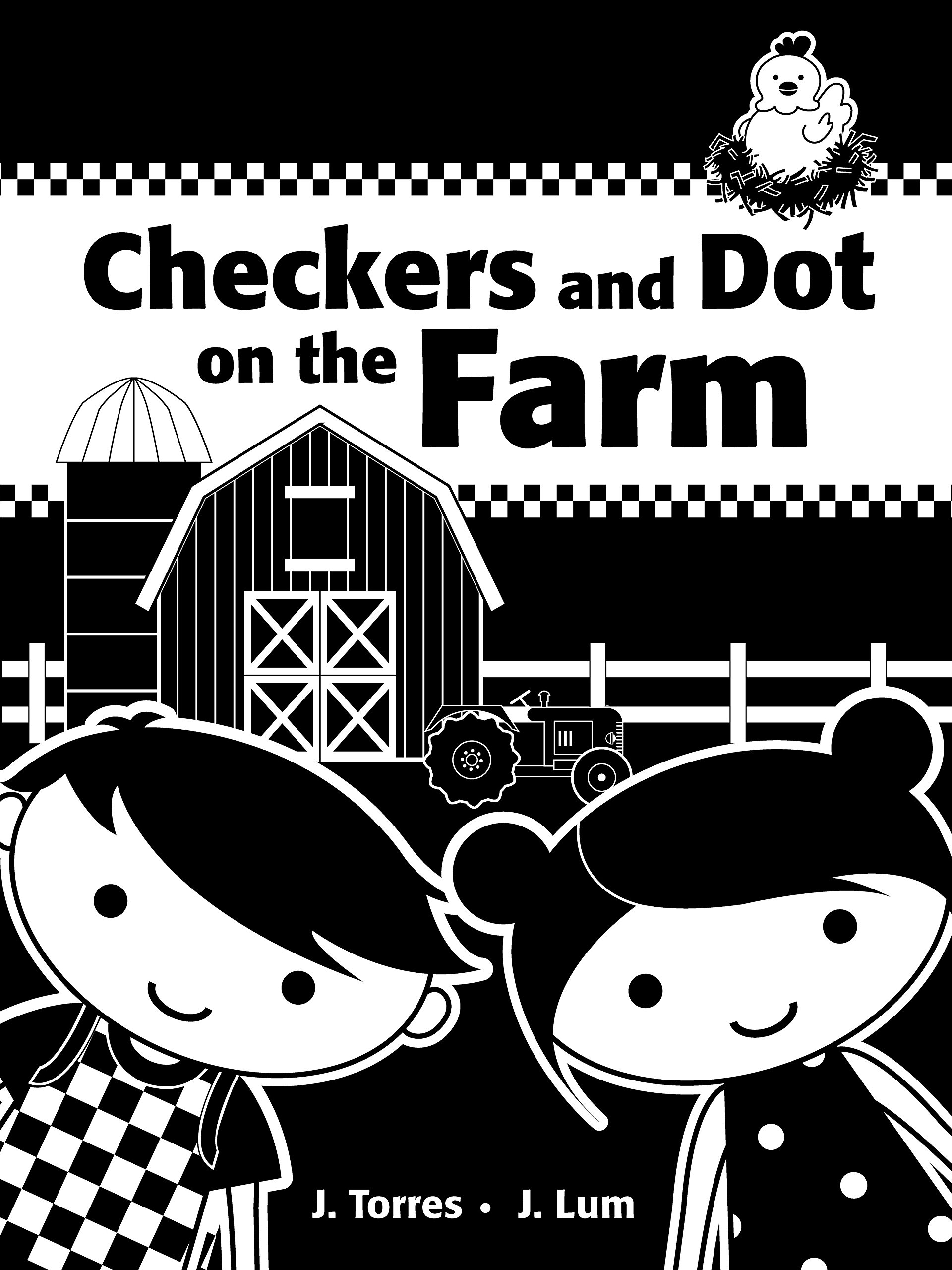 Checkers and Dot on the Farm pdf