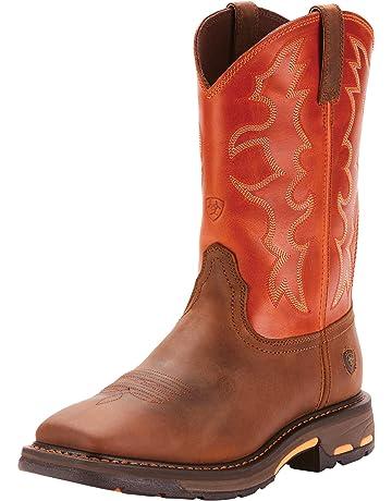 f0efa8abe8c Men's Western Boots | Amazon.com