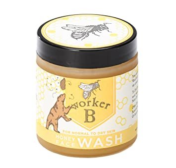 Amazon.com: Worker B – Raw Miel Face Wash: Beauty