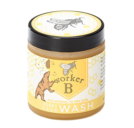 Worker B – Raw Honey Face Wash Normal to Dry Skin