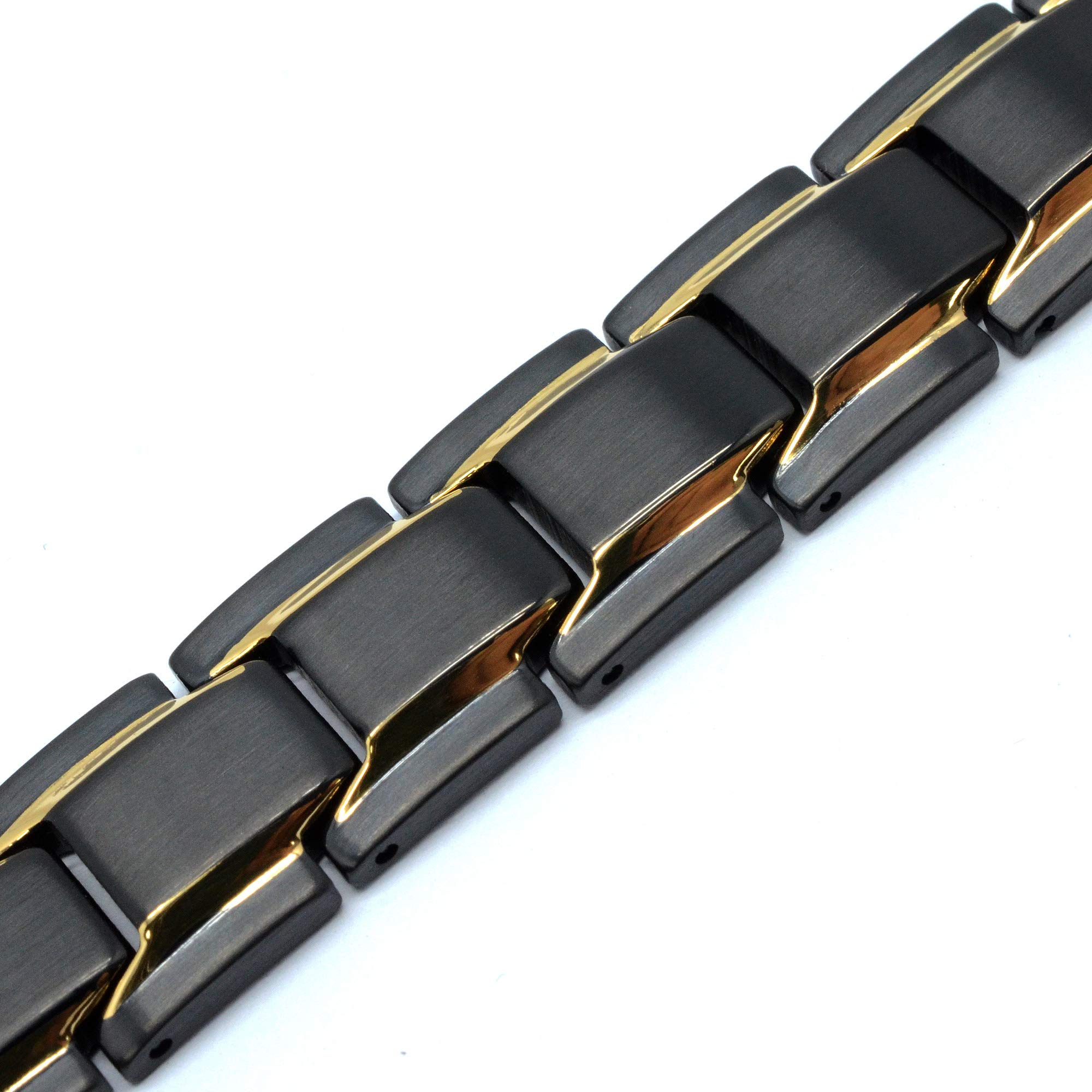 MagnetRX Ultra Strength Magnetic Therapy Bracelet Double Magnet Pain Relief for Arthritis and Carpal Tunnel by MagnetRX (Image #5)