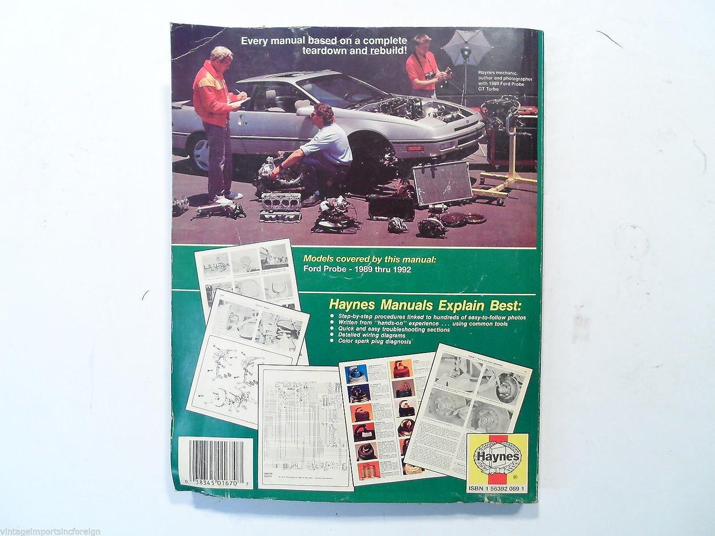 1996 Mazda 323 Wiring Diagram On 89 Ford Probe Wiring Diagram
