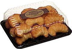 Cafe Valley Cocktail Croissant, 15Count, 10 oz (Frozen)