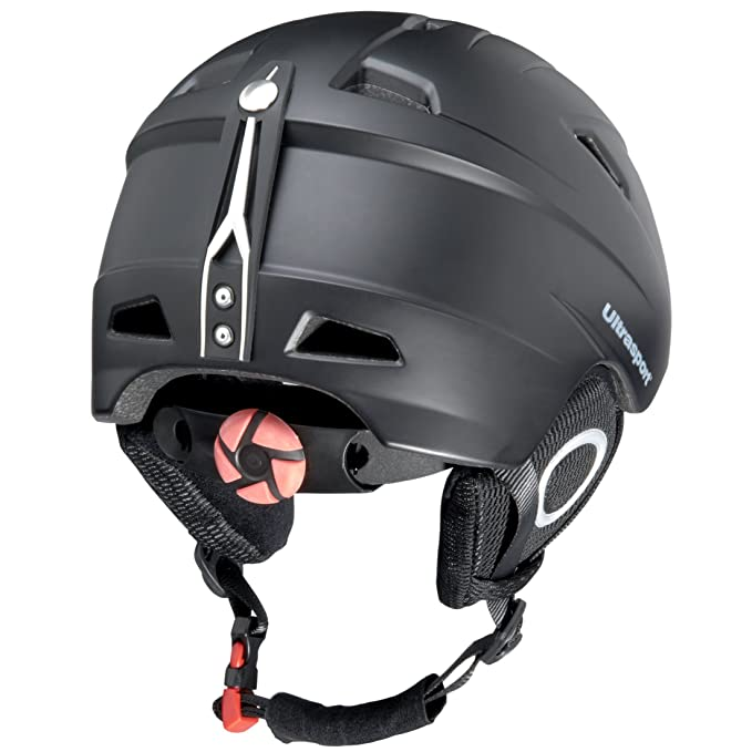 Ultrasport Casco de Snowboard, Skihelm New Race Edition: Amazon.es: Deportes y aire libre