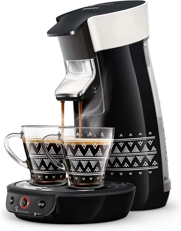 Philips SENSEO Viva Máquina de café en cápsulas, 0.9 litros, Negro ...
