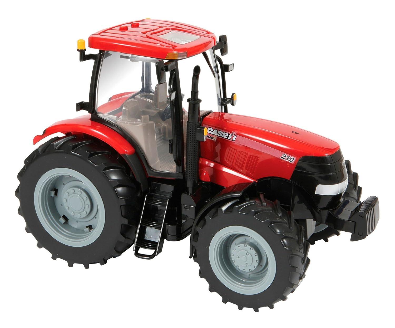 Tomy Big Farm - 42424 - Véhicule Miniature - Tracteur Case IH 210 Puma