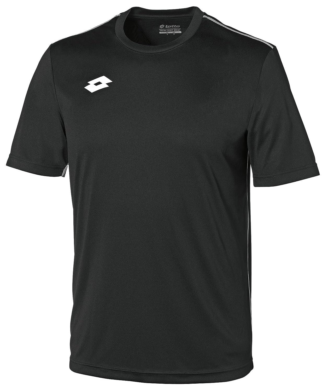 Lotto Jersey Delta JR - Camiseta de Manga Corta, Niño: Amazon.es: Deportes y aire libre