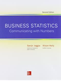 Business statistics communicating with numbers sanjiv jaggia loose leaf for business statistics communicating with numbers fandeluxe Image collections