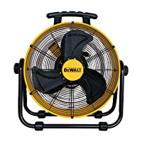 Deals on DEWALT DXF-2042 High-Velocity 20-inch Industrial,Floor