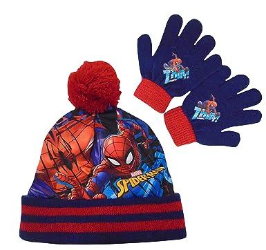 Ensemble Chapeau et Gant Spiderman  Amazon.fr  Vêtements et accessoires cc7065cb1cd