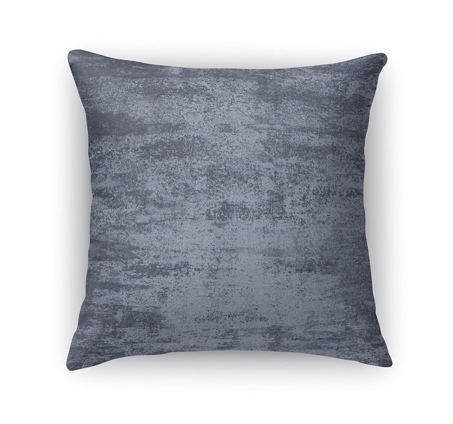 Size: 24X24X6 - TELAVC1497DI24 Blue KAVKA Designs Gela Accent Pillow, - Encompass Collection
