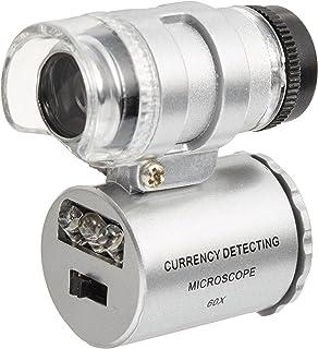 OmniaLaser OL-UVMONEY UV-Geldscheinpr/üfer mit LED-Leuchte