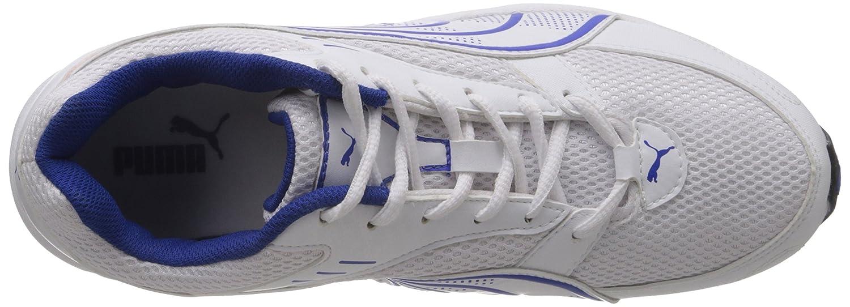 Puma Men's Storm Ind. Puma Menn Storm Ind. White Running Shoes Hvite Joggesko yDeooi