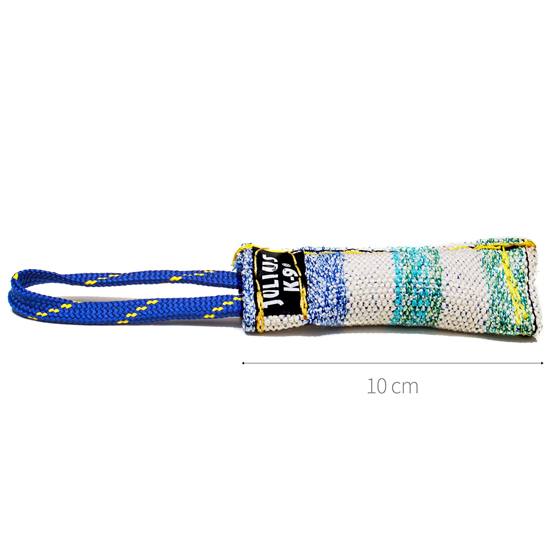 Julius K9 18410 Tug Cotton//NY Size: 4x08-1 Un tama/ño 2// 10 mm x 2-3 cm Outside Sewn 1 Handle