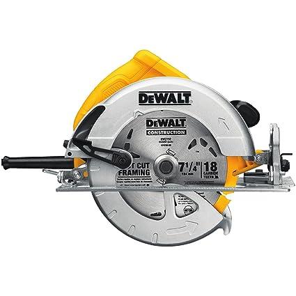 Dewalt dwe575 7 14 inch lightweight circular saw power circular dewalt dwe575 7 14 inch lightweight circular saw greentooth Images