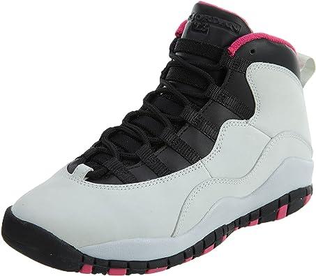 Jordan Air Big Kids 10 Retro 487211-008