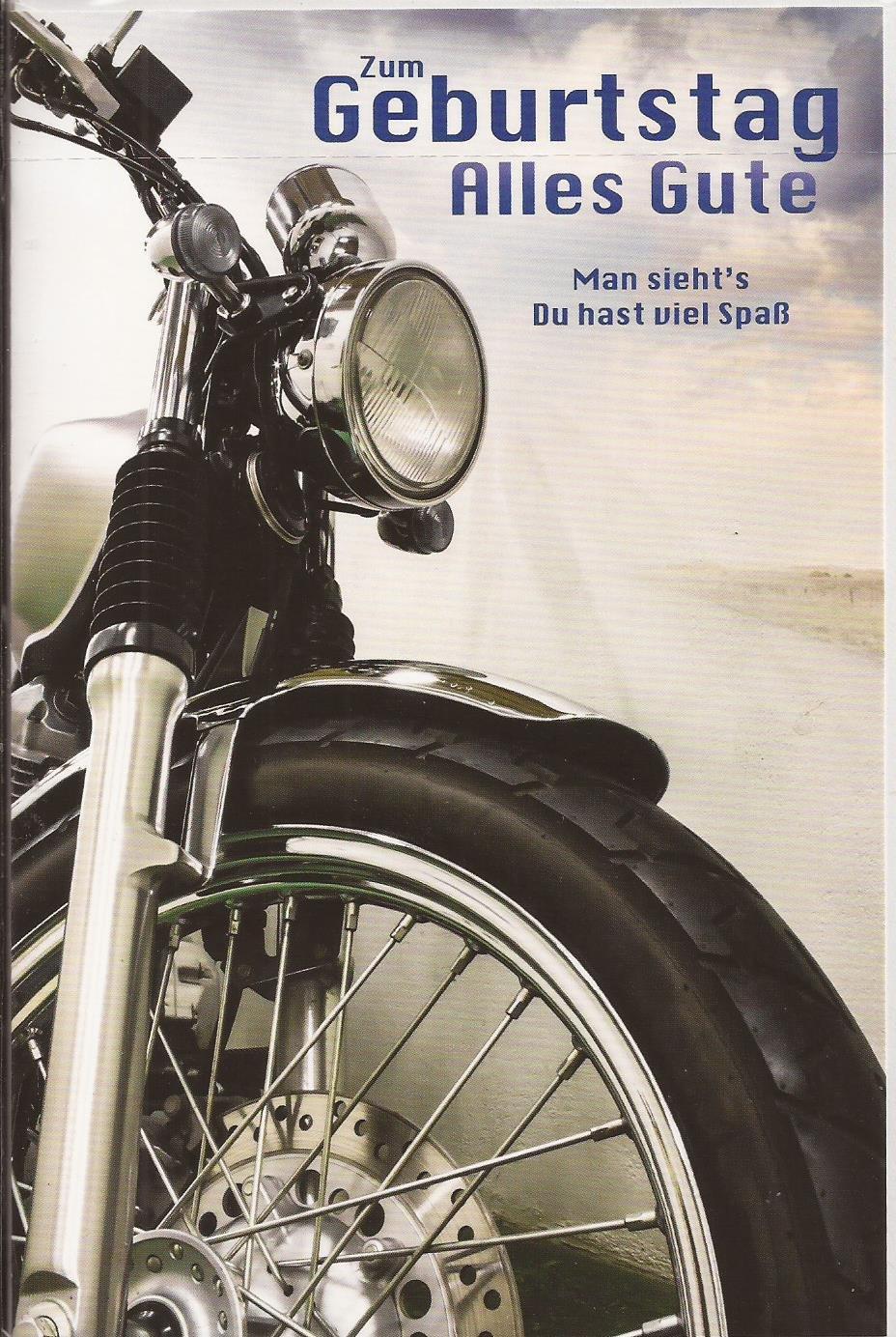 Alles Gute Zum Geburtstag Fur Motorradfahrer Hylen Maddawards Com