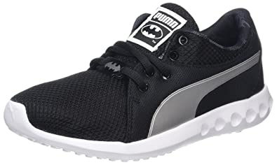 separation shoes 72bfc 8eb0a Puma Jl Carson 2 Jr, Sneakers Basses mixte enfant - Noir (Black-silver