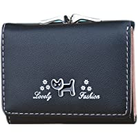 Lorna Women/Girl's Faux Leather Card Holder Mini Wallet
