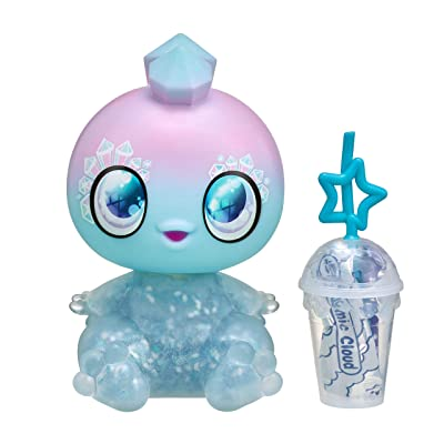 "Goo Goo Galaxy 5"" Doll, Stella Skygems with Squeezer Belly & DIY Slime Activity: Toys & Games"